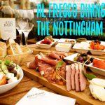 Nottingham Al Fresco Dining Guide