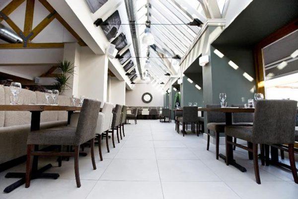 Riverbank Bar And Kitchen Trent Bridge Nottingham
