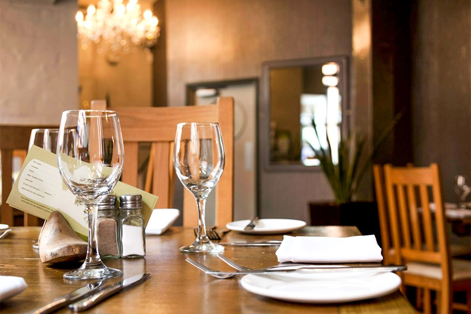 Graduation Restaurants Leicester