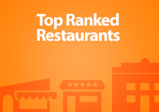 View top ranked restaurant near you