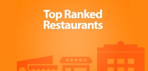 All top ranked restaurants