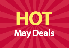 View Hot May Deals offers near you